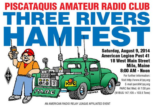 Three Rivers Hamfest